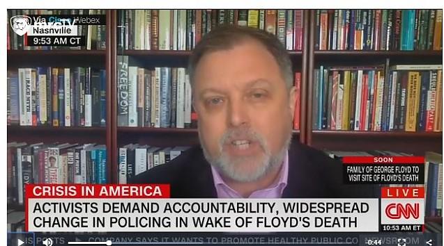 Declarații Anti-Albe la CNN - Copii albi nu merită inocență