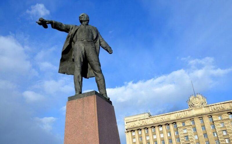 Germania se va inaugura statuia jidanului Lenin