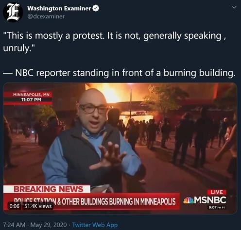 America în Flăcări