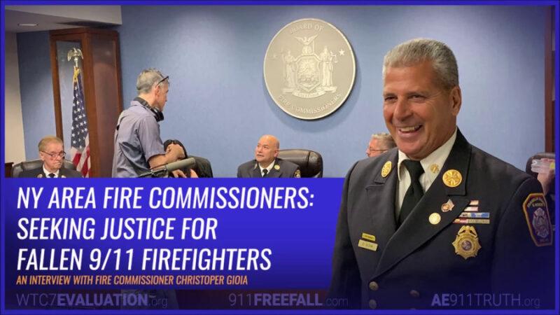 Pompierii din New York Recunosc Public - Gemene au fost demolate cu explozibili