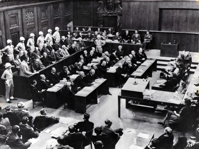 Documentele Tribunalului Militar Internațional Nuremberg