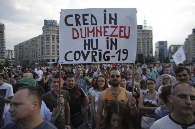 Duminică 19 Iulie PROTEST în Piața Victoriei