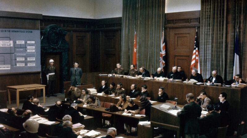 Tribunalul de la Nuremberg Articolul 21