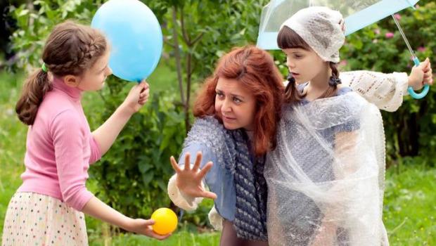 Hiperprotecția copiilor moderni