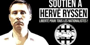 Scriitorul Hervé Ryssen Condamnat Pentru Delict de Opinie!
