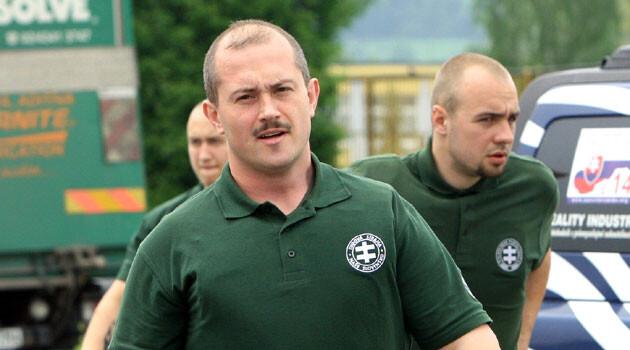 """Un tribunal slovac a condamnat luni un deputat de """"extremă dreaptă"""""""
