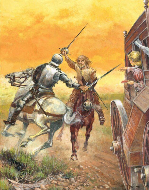 Don Quijote si Românii