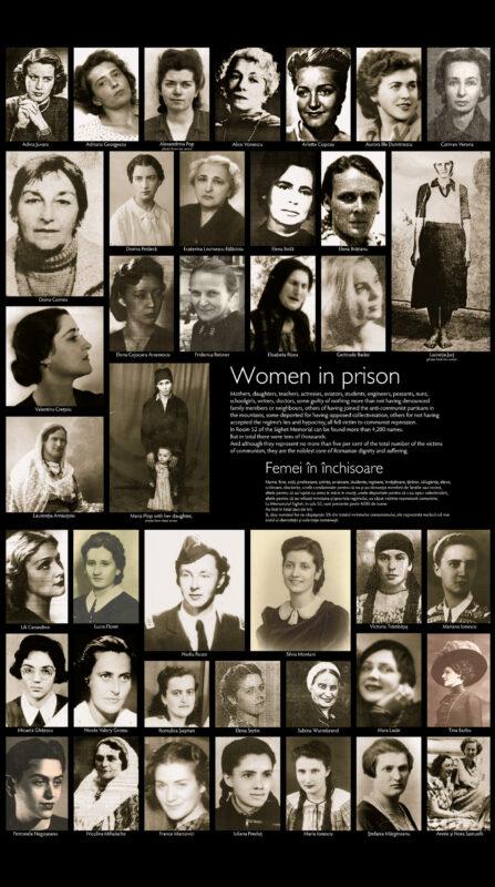 Prigonite pentru dreptate - Femei în închisorile comuniste