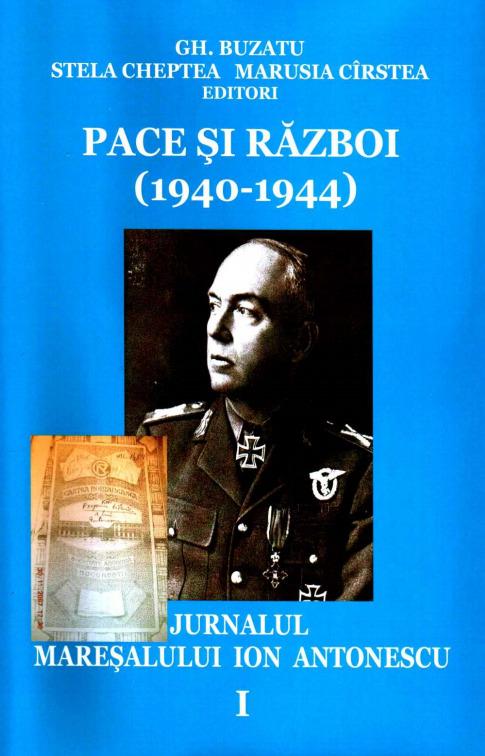 Jurnalul Mareșalului Antonescu