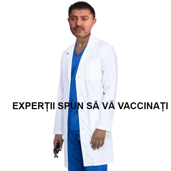 Guvernul apelează la maneliști pentru vaccinare