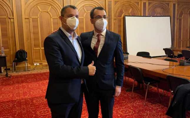 Adrian Wiener propus de USR pentru Sănătate ce-ar zice marele doctor Nicolae Paulescu