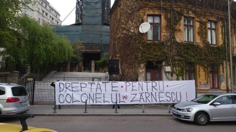 Naționaliștii din București Cer Dreptate Pentru Vasile Zărnescu