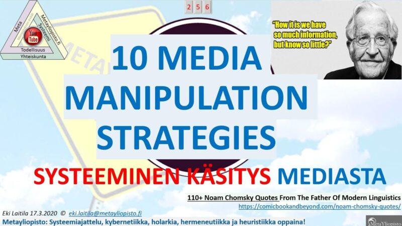 Cele zece principii pentru manipularea maselor