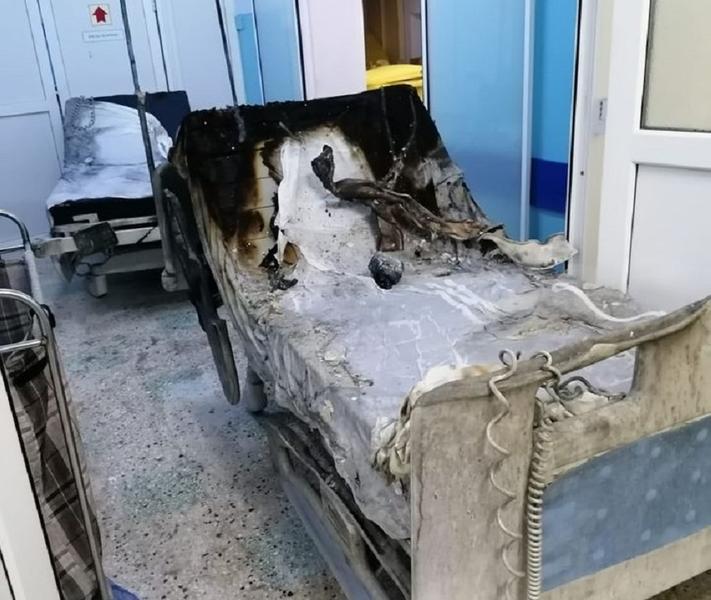 Am murit ars la ATI în spitalul din Piatra Neamț