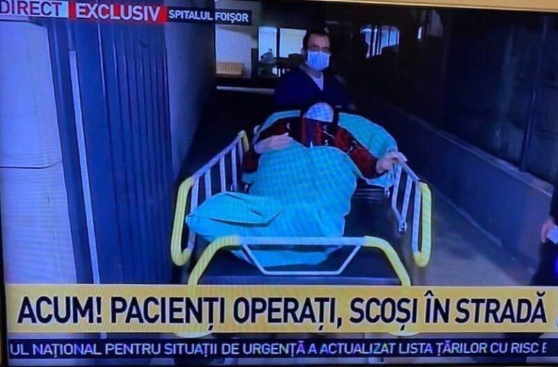 Te mai duci la spital articol interzis