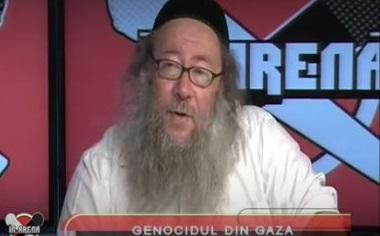 """Rabinul Elie Kaufman despre teroriștii de la Institutul """"Elie Wiesel"""": În România nu există antisemitism"""