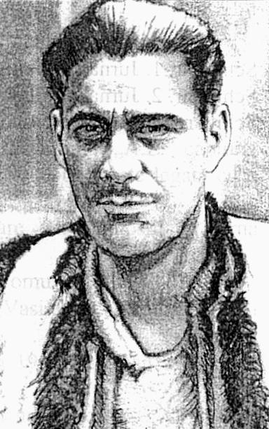 Vasile Motrescu - PREZENT! Scrisoare către Securitate, scrisă din munți în 10.04.1951: