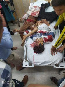 Agresiune militară sionistă în Palestina, Israel ucide peste 19 civili inclusiv copii