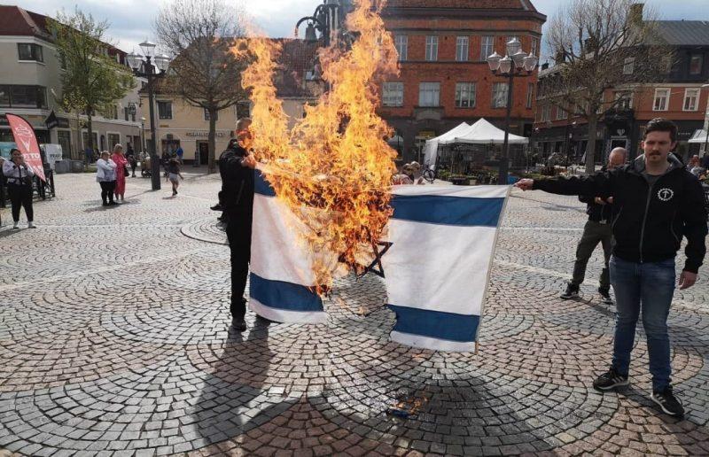 Mișcarea Nordică de Rezistență se solidarizează cu lupta pentru libertate a Palestinei