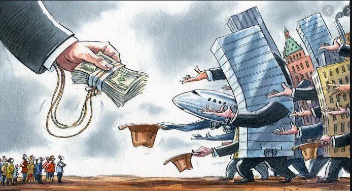 Lumea dereglementării financiare