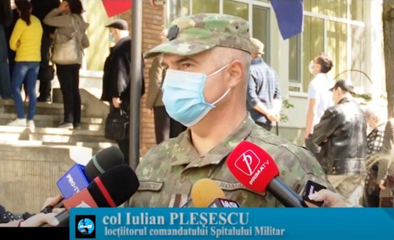 INCENDIAR! Un militar român vorbește despre decimarea populației prin vaccinare