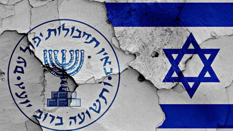 Brigada internațională a Mossadului