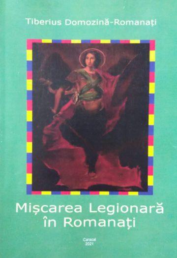 SEO title preview: A aparut cartea Mișcarea Legionară în Romanați