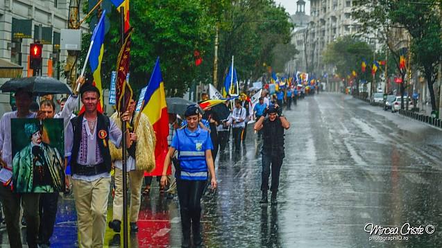 29 August - Marșul Românilor la Cluj-Napoca