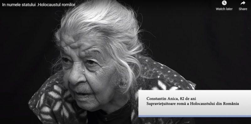 """O campanie de învinuire a Românilor - """"holocaustul țiganilor"""