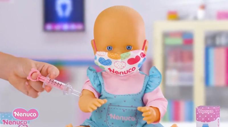 Jucării vaccinale pentru copii